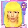 Page Boy Wig Neon Yellow